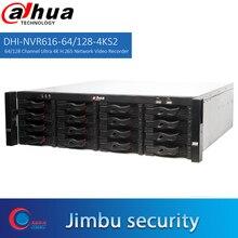 128 kanal Ultra 4K H.265 Netzwerk Video Recorder DH-NVR616-128-4KS2 Mit DH Logo Max 128 IP Kamera Eingänge 12MP