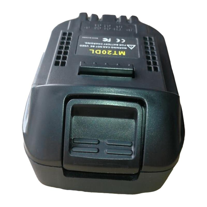 Image 4 - Mt20Dl Battery Adapter For Makita 18V Bl1830 Bl1860 Bl1815 Li Ion Battery For Dewalt 18V 20V Dcb200 Li Ion BatteryBattery Accessories & Charger Accessories   - AliExpress