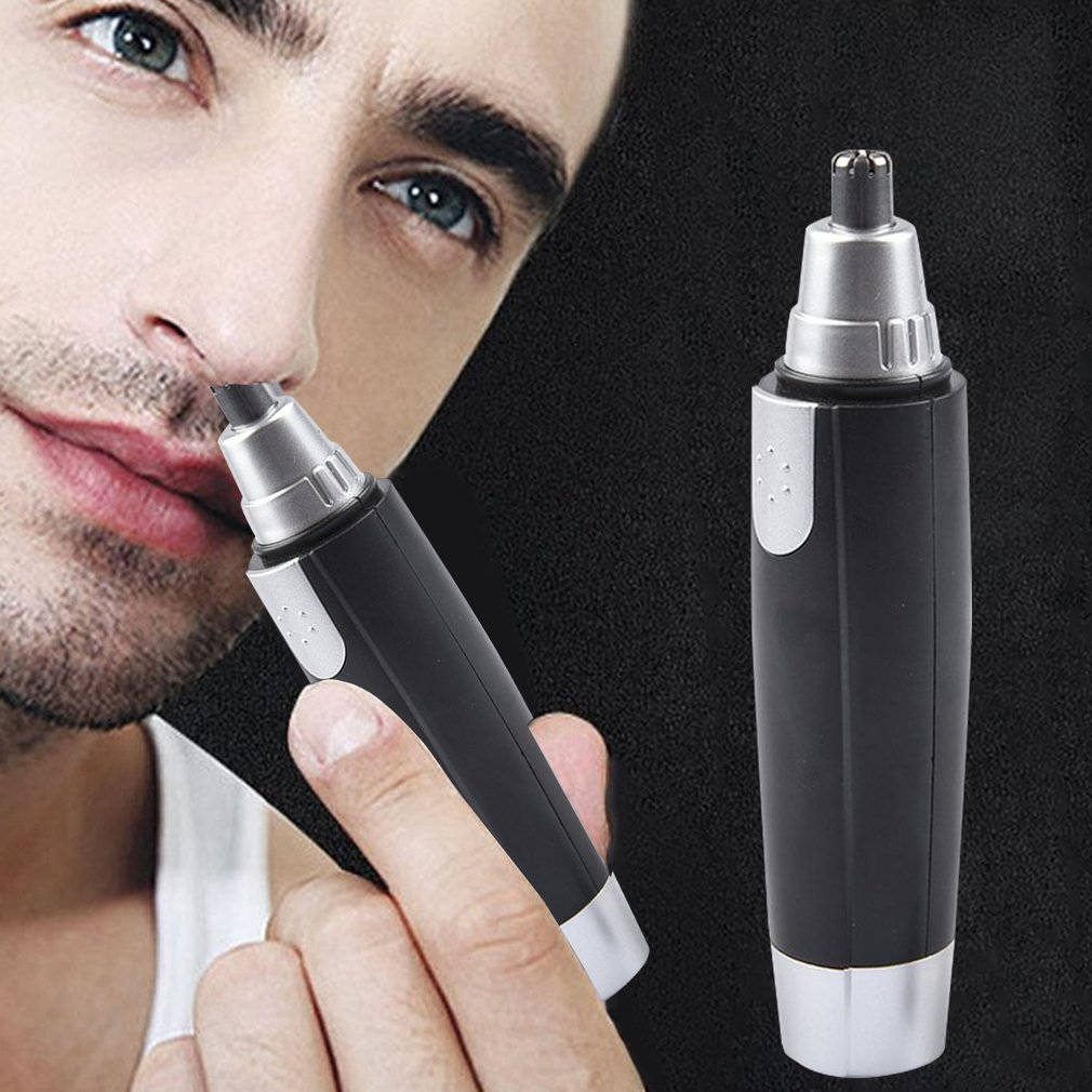 Electric Nose Hair Trimmer For Men Women Beauty Nose Ear Hair Trimmer Portable Travel Shaver Face Care Shaving Razor