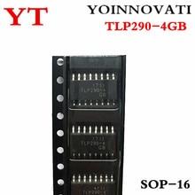 50 adet/grup TLP290 4GB TLP290 4 TLP290 SOP 16 en kaliteli