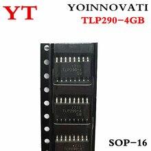 50 unids/lote TLP290 4GB TLP290 4 TLP290 SOP 16 de la mejor calidad