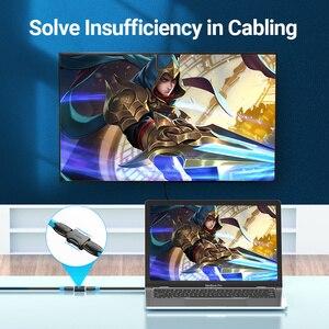 Image 3 - Tions HDMI Extender HDMI Buchse auf Buchse HDMI 4K 2,0 Verlängerung Adapter Koppler für PS4 TV HDMI Kabel HDMI Extender