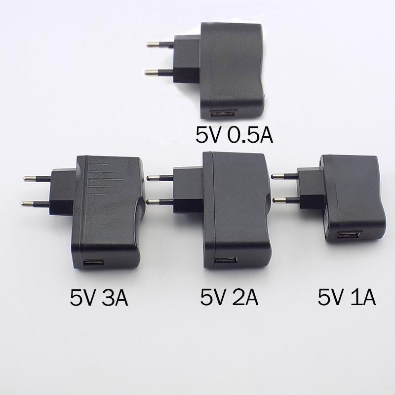 Зарядное устройство Micro USB 5 В, 100 А, 1 А, 2 А, 3 А, зарядка от переменного тока до постоянного тока, универсальный USB-адаптер питания, выходной исто...
