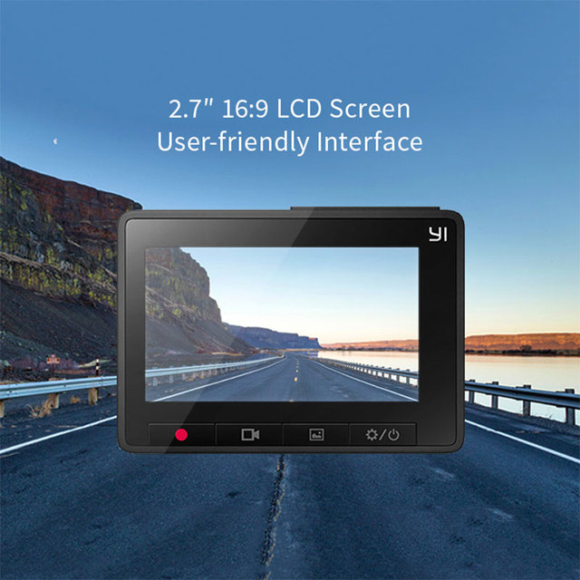 YI Smart Dash Camera 2.7  6