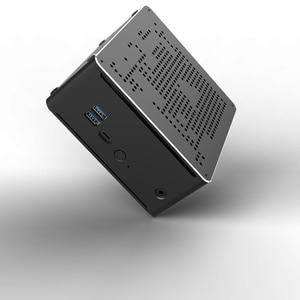 Image 3 - Najnowszy Mini komputer Intel i9 10880H i9 9880H i7 9850H 2 * DDR4 2 * M.2 PCIE + 1*2.5 SATA Graphics 630 cisza gier PC HDMI DP AC WiFi BT