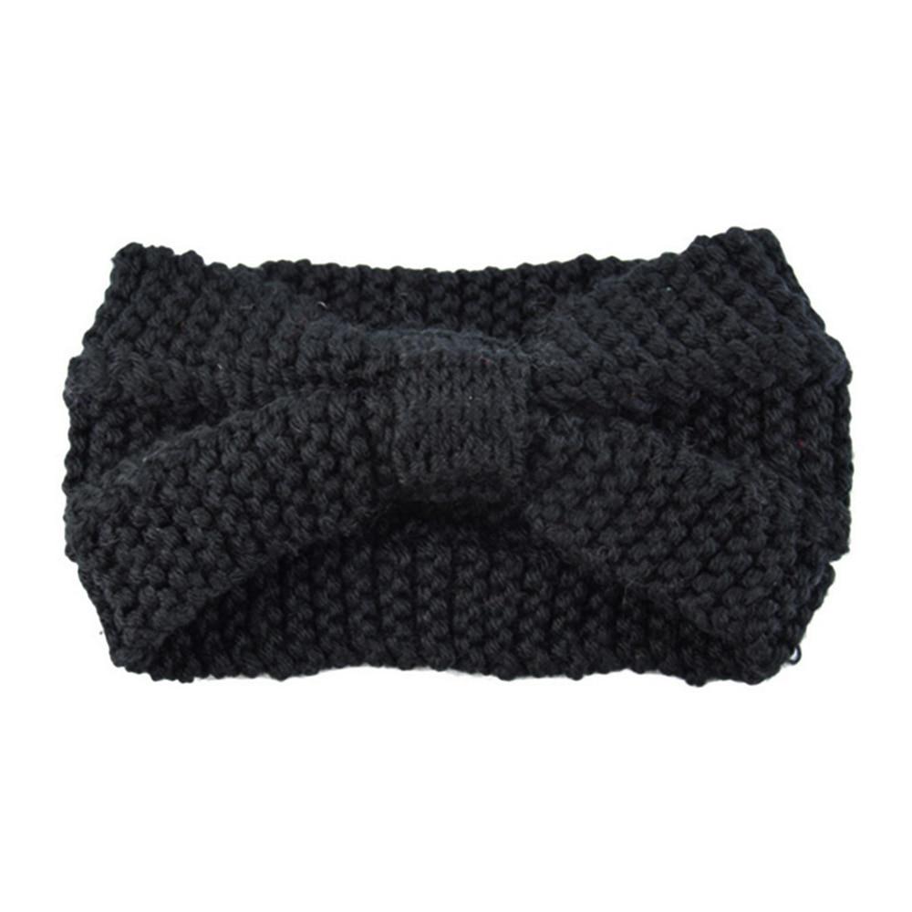 NIBESSER Fashion Snowboard Warm Knitted Cap Snap Skullies Bonnet Beanie No Top Wool Hat Women Multi-purpose Hat 24