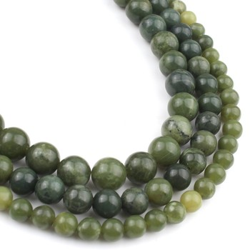 Bracelet Jade Vert Pierres Naturelles 7