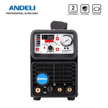 ANDELI Smart Portable Single Phase Multifunctional Welding Machine CT-520DPL 5 in 1 with CUT/MMA/COLD/PULSE/TIG Welding machine