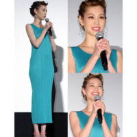 Spring and Summer Basics Suwon Xizi Celebrity Inspired Mint Green Pleated Sleeveless Dress Midi Vest Dress elegant vestidos