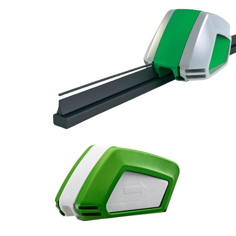 New Automobile Windshield Wiper Strip Scratch Repair Tool Car Windscreen Wiper Blade Refurbish Restorer Wiper Repair Accessories