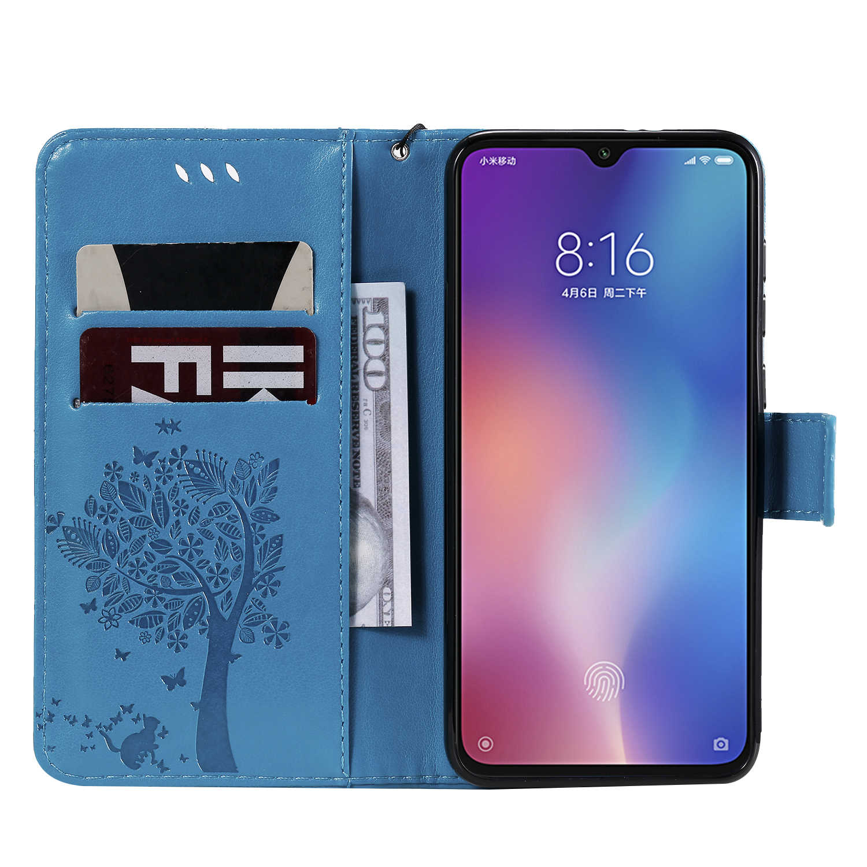PU Leather Case For Xiaomi Mi 5 5X 6 8 9 SE Lite Pocophone F1 Play Mix 2 for Xiaomi Redmi 3s 6 Pro Note 3 4X 5 6 Pro 7 Go Cover