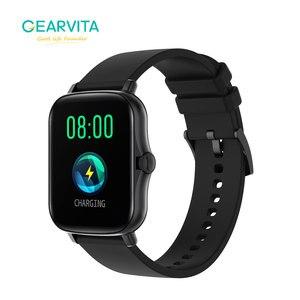 Image 1 - Gearvita Y20 Smart Watch Men P8 Plus 1.7 inch Rotate Button Waterproof Heartrate Fitness Tracker Smartwatch  Women PK GTS 2 P8