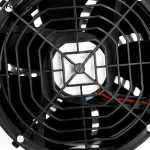 Image 5 - KADS נייל אבק אספן לבן נייל שואב אבק גבוהה כוח נמוך רועש מניקור מכונת ליטוש ציפורניים ציוד כלי 40W