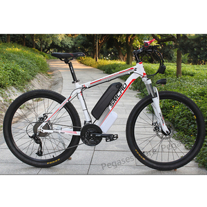 2020 Upgraded Electric Mountain Bike 1000W / 500W 26'' Electric Bicycle with Removable 48V 13Ah Battery 21 Speed Shifter Ebike