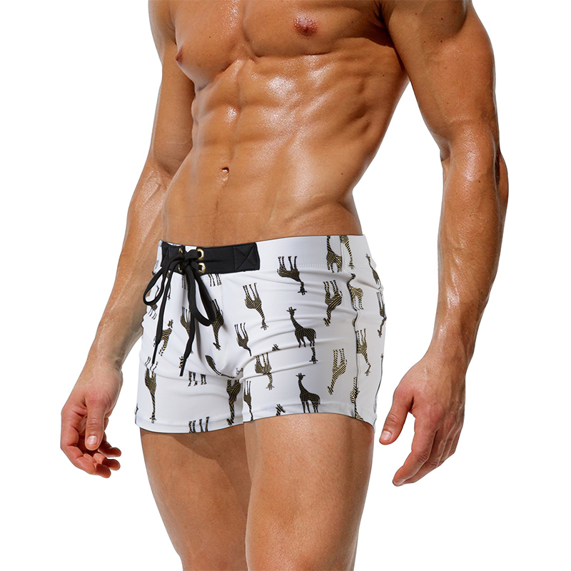 Men's Sports   Short   Beach   Shorts   Bermuda   Board     Shorts   Surfing Swimming Boxer Bottoms Trunks Bathing Suits Swimwear Swimsuits