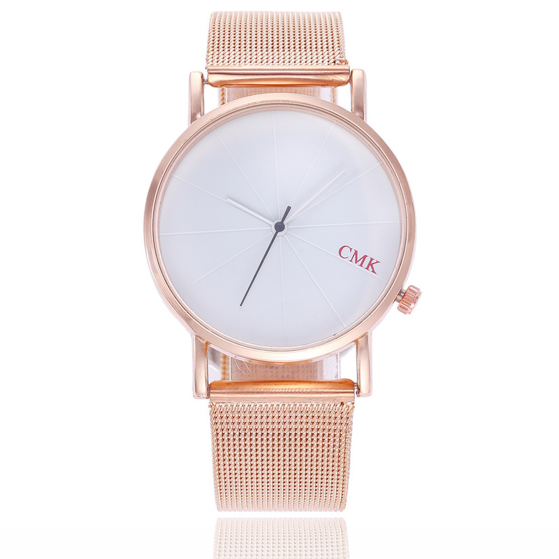 New CMK Manufacturer Contracted Watch Female Cross-border Speed Sell Through Amazon Hot Spot Wholesale Ladies Watch