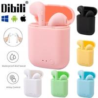 Auriculares inalámbricos MINI-2, cascos deportivos impermeables con Bluetooth para música, estéreo, funciona en todos los teléfonos inteligentes