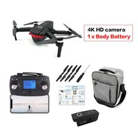 X46G Foldable RC Drone Brushless Motor Drone Wifi FPV Helicopter Aircraft With 4K HD Camera and Lithium Battery