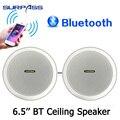 Hause Smart Bluetooth BT Gebaut-in Klasse D Effizienz In Wand Decke Lautsprecher High-Fidelity Digitale Power Verstärker Lautsprecher