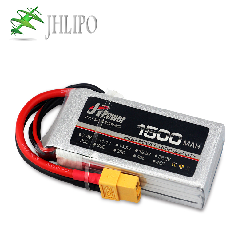 <font><b>Lipo</b></font>-battery RC battery <font><b>1500mAh</b></font> 25C <font><b>6S</b></font> 22.2V for Tank-Helicopter Truck RC airplane RC car RC boat image
