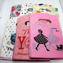 Pouches-Bags Jewelery Plastic Wedding-Candy Birthday-Gift/packing-Bag Random-Style 100pcs