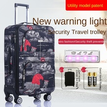 Oxford Cloth Luggage Aviation Business Travel  Men