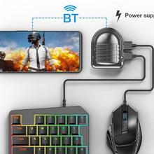 Gamwing G-MIX 3 Gamepad PUBG Battle Dock PUBG Controller CoD Keyboard Mouse Conv