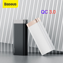 Baseus 20000mAh Quick Charge Power Bank Type C PD QC3.0 Fast