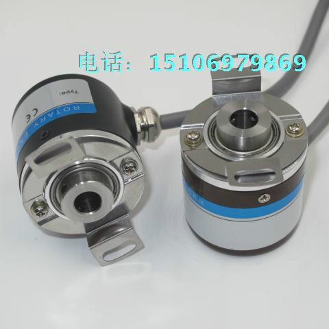 Incremental Hollow Shaft Encoder ZKP3808 AB Phase 100 200 300 360 400 600 Pulse