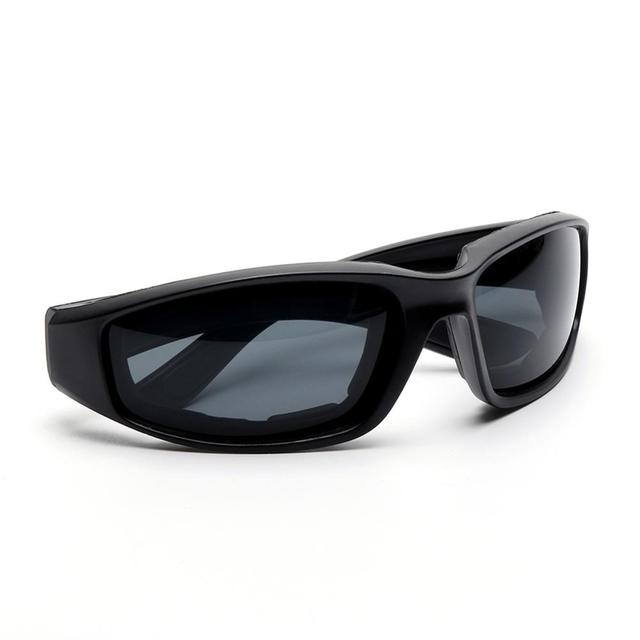 3 Pair Motorcycle Riding Glasses  4