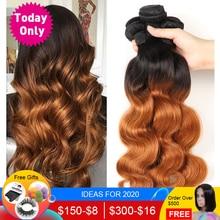TODAY ONLY 1 3 4 Bundles Body Wave Bundles Ombre Hair Bundles Brazilian