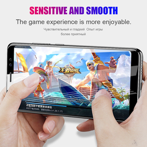 Image 5 - 10Pcs 9D Tempered Glass For Samsung Galaxy A50 A50S A60 A70 A70S A80 A90 5G screen Protector M10 M10S M20 M30 cover film Movie