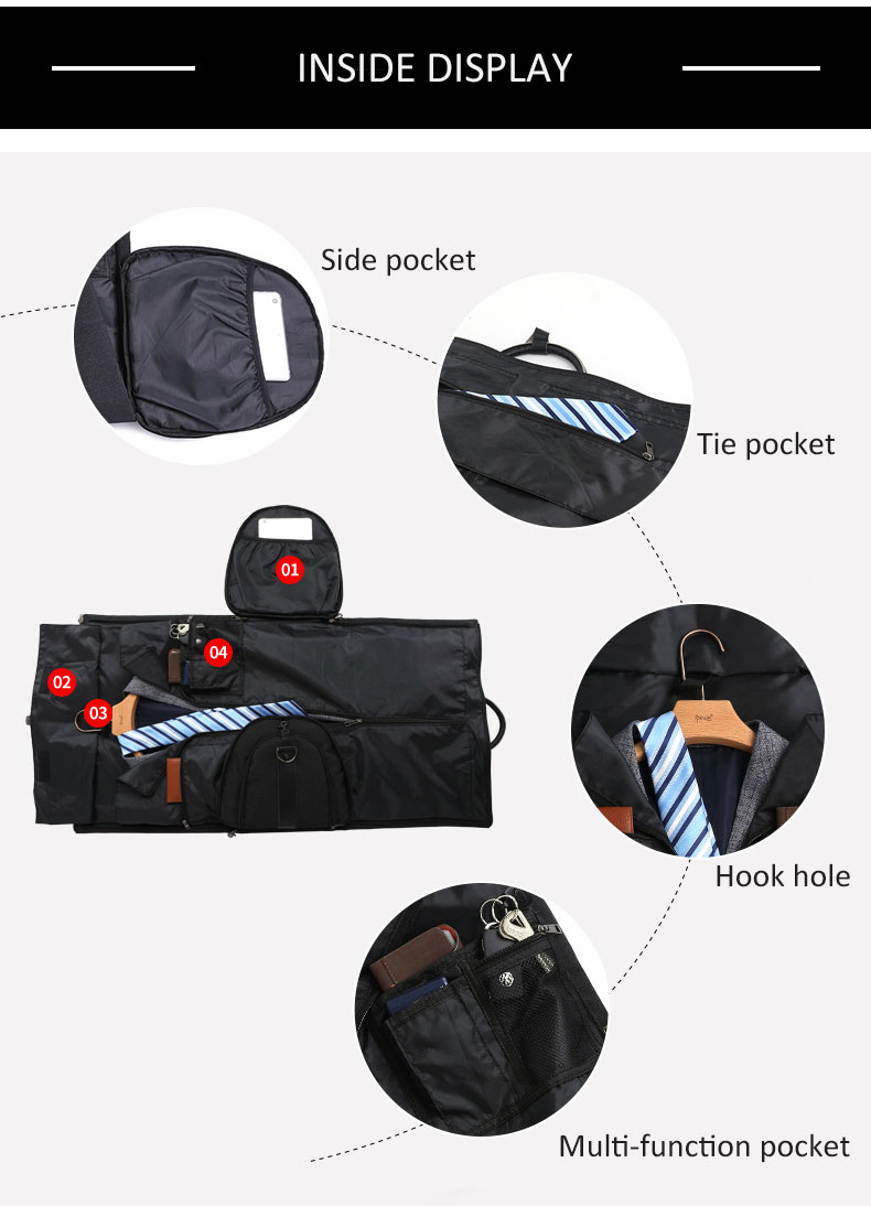 Men's Travel Suit Bag