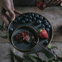 plato cristal RETRO VINTAGE