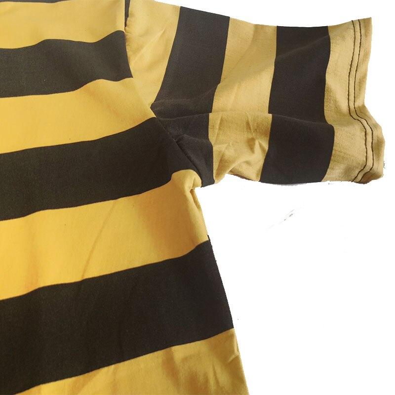 O-neck T Shirt Woman Striped Tops Short Sleeve Summer Shirt Casual Female T-shirts Tops Basic Tshirt for Women Tee feminina32 (5)