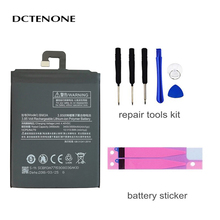 DCTENONE Phone Battery BM3A For Xiaomi Mi Note 3 Replacement Battery 3300mAh High Capacity Phone Batteries Free Tools dctenone phone battery for xiao mi replacement battery bm3b for xiaomi mix 2 2s 3400mah high capacity phone batteries free