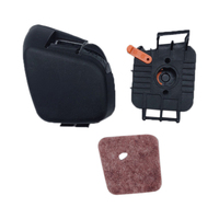for STIHL Fs55 Hs45 Fs45 Fs46 Fs55R Fs38 Air Filter and Protective Sleeve and Housing Assembly|Power Tool Accessories|Tools -