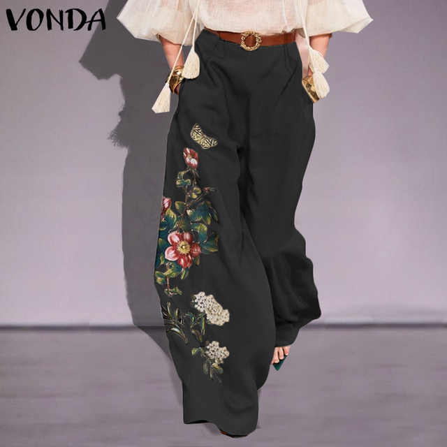 Embroidery Pants  3