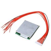 10S 36V 35A Li-Ion Li Polymer Batterie Bms Pcb Schutz Bord Mit Balance Unterstützt Ebike Escooter
