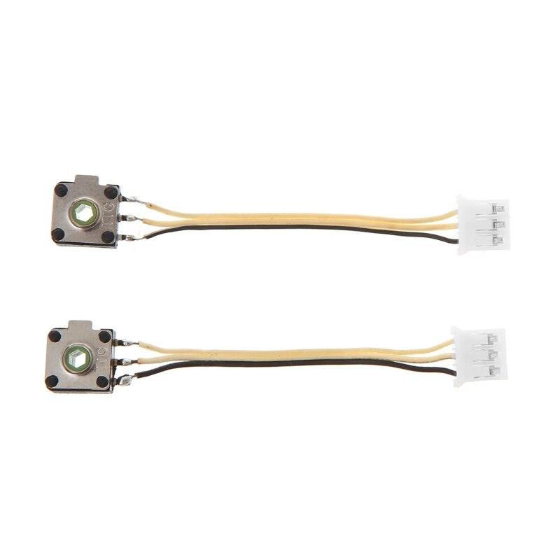 2sets TTC Encoder For Razer Mouse Razer Naga 2014 Mamba 5G / Naga Epic Chroma / NAGA HEX V2 Encoder Mouse Wheel Accessories