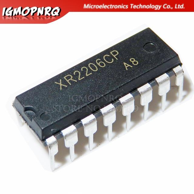 20PCS XR2206CP DIP16 XR2206 DIP 2206CP new and original IC