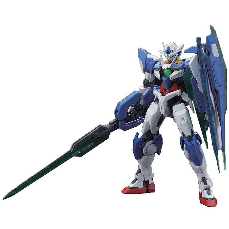 Modèle RG 21 1/144 GNT-0000 00 QAN [T] Quantum 00Q Gundam