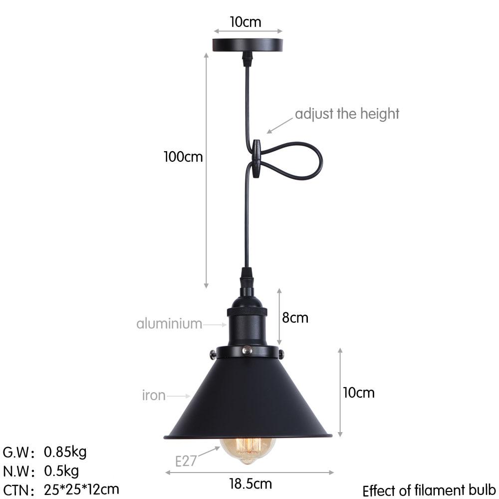 D0032全黑 尺寸图(英文版)