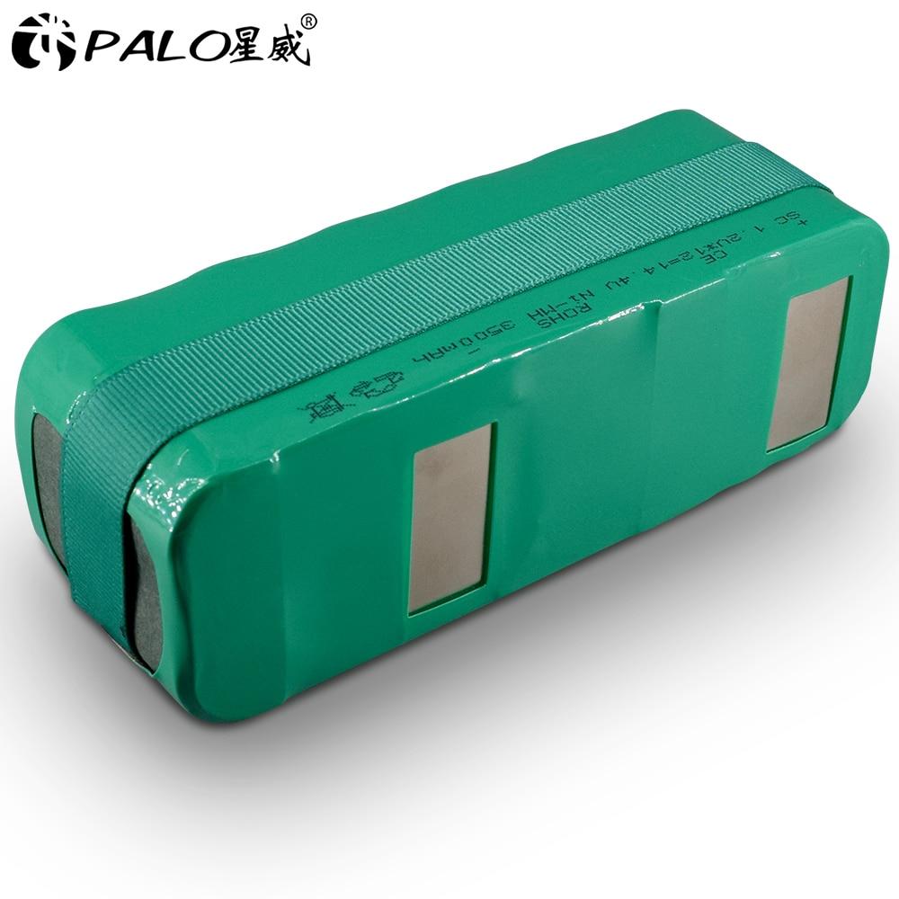 PALO New-Type Battery 14.4V Ni-MH 3500mAh Vacuum Cleaner Robot Rechargeable Pack For yijie X1 X2 X3 XL3 KK-1 KK-2 KK-3