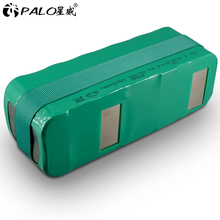PALO New-Type Battery 14.4V Ni-MH 3500mAh Vacuum Cleaner Robot Rechargeable Battery Pack For yijie X1 X2 X3 XL3 KK-1 KK-2 KK-3 1 piece robot vacuum cleaner spare parts rechargeable battery ni mh 3500mah pack for seebest c565 c561 c571 c565