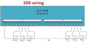 Image 5 - 1A 2A 5A 10A Balance batterie au Lithium égaliseur actif Bluetooth 2S ~ 24S BMS Li ion Lipo Lifepo4 LTO équilibreur carte de Protection