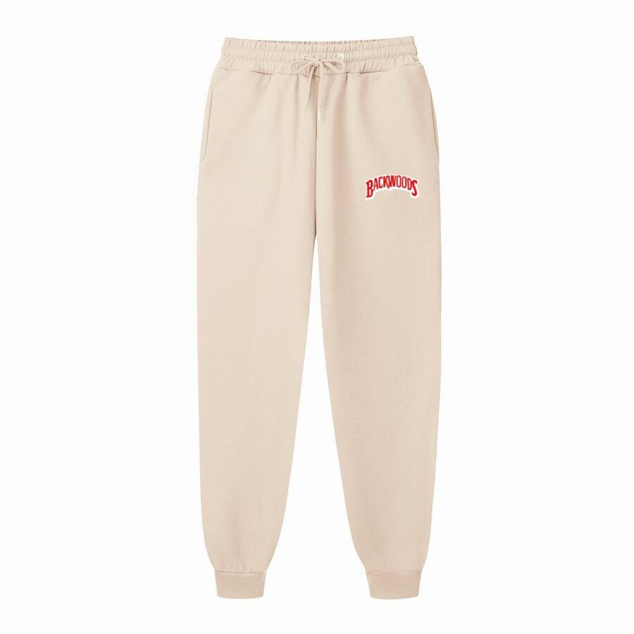 Mens Pants Arrival BACKWOODS Male Casual Sweatpants Fitness Workout Hip Hop Elastic Pants Men Clothes Track Joggers Man