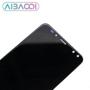Image 3 - AiBaoQi nouveau Original 5.99 pouces écran tactile + 2160x1080 LCD écran assemblée remplacement pour Oukitel K6 téléphone