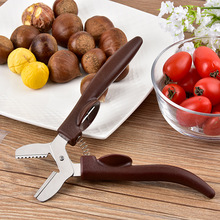 Scissors Kitchen-Nut-Tool Pliers Chestnut-Peeling-Device Multifunctional