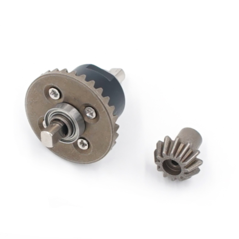 Mirbest RC DIY Parts for <font><b>WLtoys</b></font> <font><b>12428</b></font> 12423 Upgraded <font><b>metal</b></font> front <font><b>wheel</b></font> drive shaft Front Turn CVD Alloy Drive Shaft <font><b>12428</b></font>-0090 image